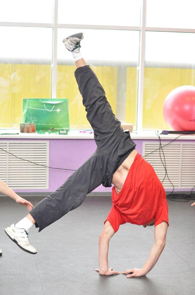 День открытых дверей в спортивном клубе Fitness-Maximum
