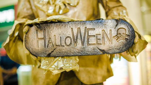 Хеллоуин в Орле, торгово развлекательный комплекс РИО